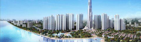Tòa nhà Landmark Plus - VINHOMES Tân Cảng