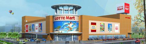 Dự án Trung tâm thương mại Lotte Mart Cần Thơ
